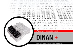 D900-N55-M2-S1-W - Dinan + Performance Engine Software - 2016-2018 BMW M2