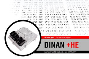 D900-S55-S1-W-HE - Dinan + Performance Engine Software - 2015-2020 BMW M2C/M3/M4
