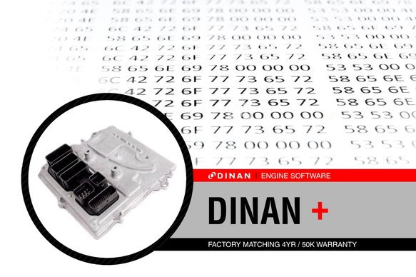 D900-S55-S1-W - Dinan Stage 1 Performance Engine Software - 2015-2020 BMW M2/M3/M4 Image
