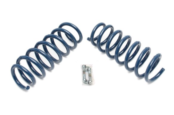 D100-0930 - Dinan Performance Spring Set - 2015-2019 BMW X5M/X6M Image