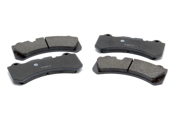 D250-0393 - Dinan by Brembo Replacement Brake Pad Set - BMW 3/5/6-Series/M3/X5/Z4 Image