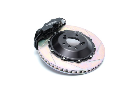 D290-0306-B - Dinan by Brembo Rear Brake Set - 2012-2020 BMW 2/3/4-Series Image
