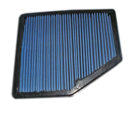 D403-0003 - K&N Free-Flow Replacement Air Filter Element - 2004-2010 BMW 545i/550i/645Ci/650i Image