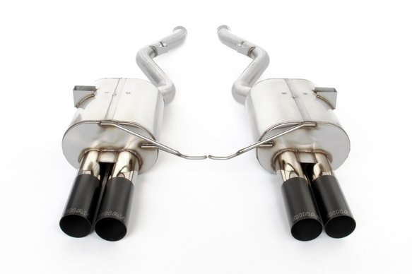 D660-0027 - Dinan Free Flow Axle-Back Exhaust - 2008-2013 BMW M3 Image