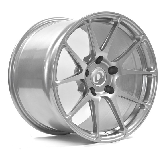 D750-0074-GA1R-SIL - Forgeline GA1R Performance Wheel Set - 2007-2013 BMW 335i xDrive Image