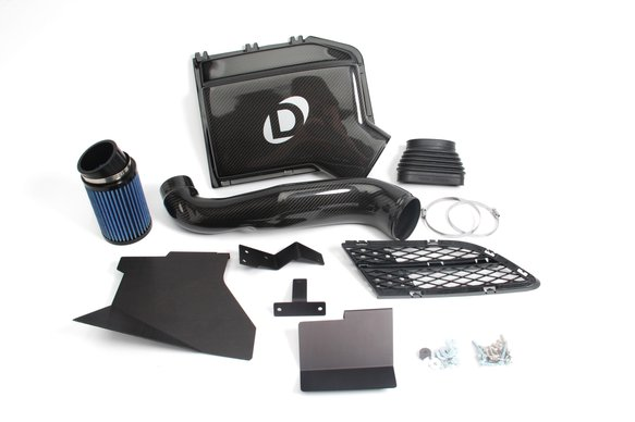 D760-0030 - Dinan Cold Air Intake - 2007-2010 BMW 135i/335i Image