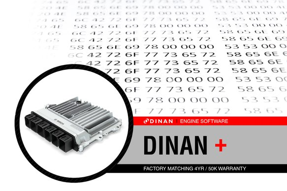 D900-B58-G-S1-W - Dinan + Performance Engine Software - BMW B58 (O1) Engine Image
