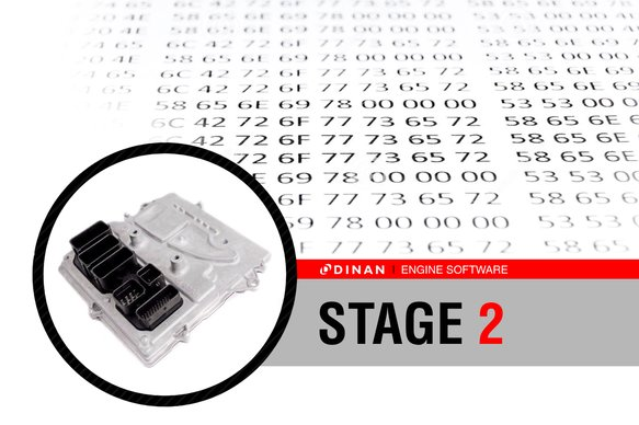 D900-N55-M2-S2 - Dinan Stage 2 Performance Engine Software - 2016-2018 BMW M2 Image