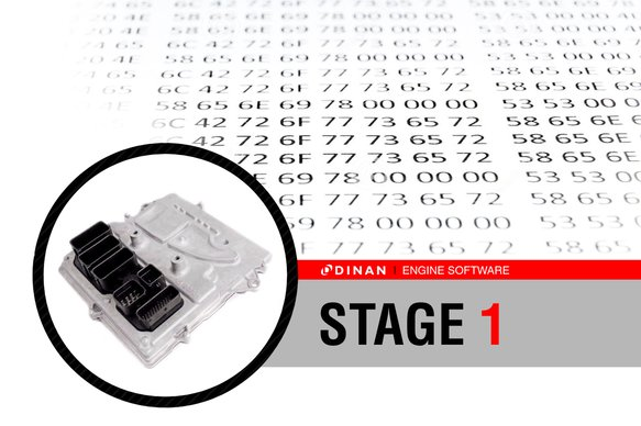 D900-S55-S1 - Dinan Stage 1 Performance Engine Software - 2015-2020 BMW M2/M3/M4 Image