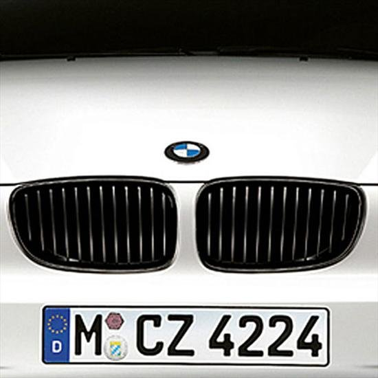 D980-0020 - BMW Performance Kidney Grille Set -  2015-2018 BMW M3 Image