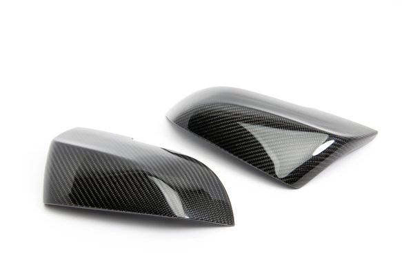 D980-0022 - Dinan Mirror Cap Set - 2012-2020 BMW 2/3/4-Series & X1 Image