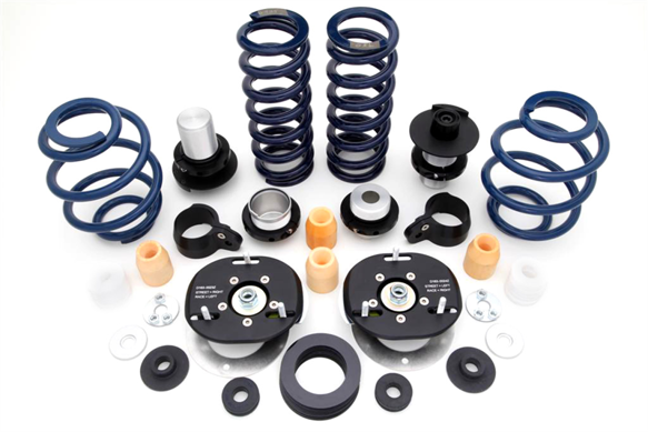 R190-8311 - Dinan High Performance Adjustable Coil-Over Suspension System - 2011 BMW 1M Image