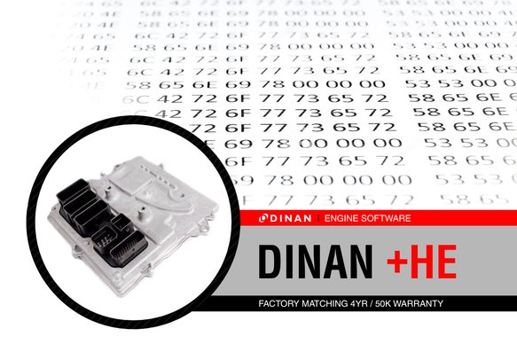 D900-S55-S1-W-HE - Dinan + Performance Engine Software - 2015-2020 BMW M2C/M3/M4 Image