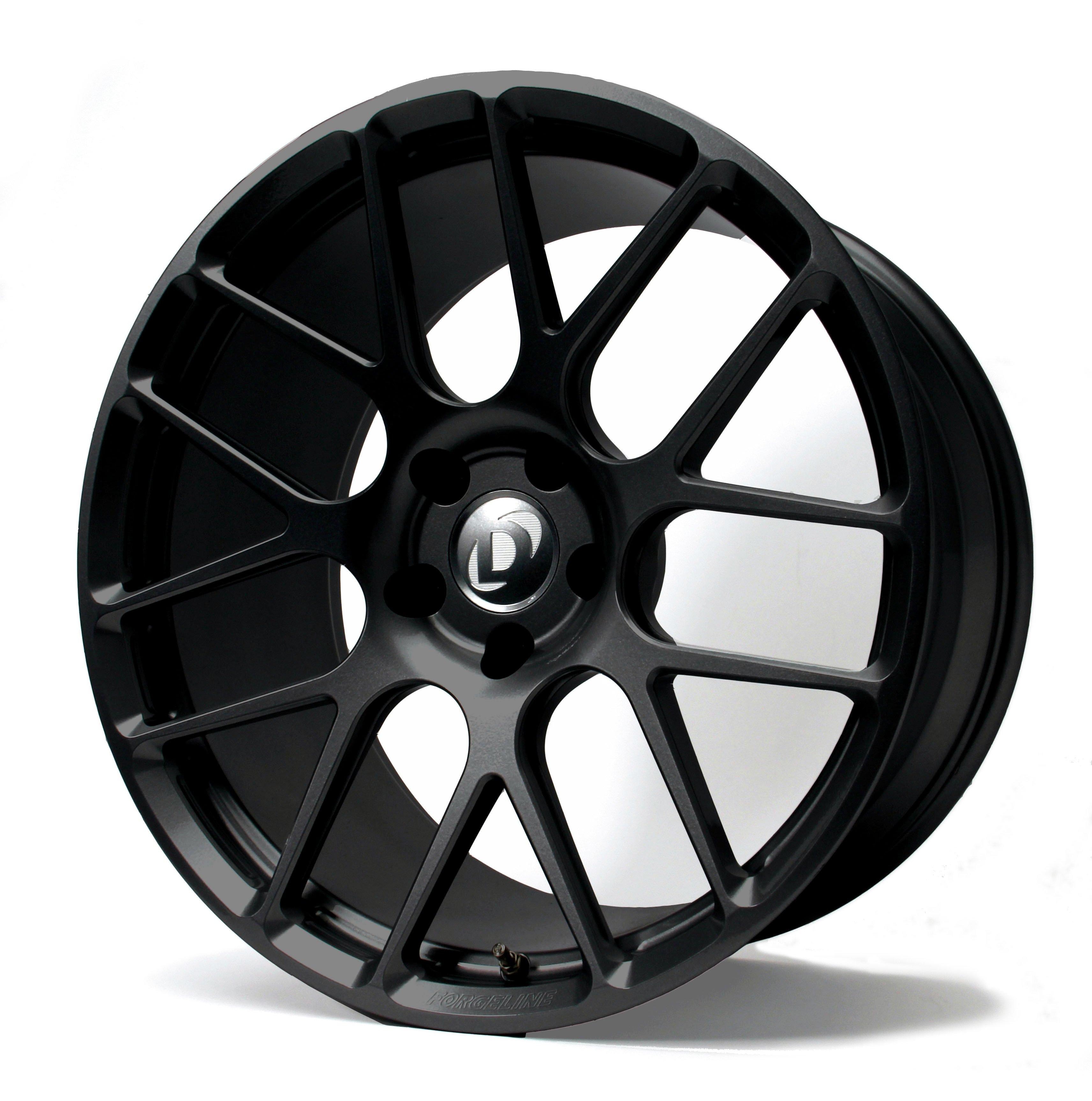 Dinan D750-0087-SE1-BLK Forgeline SE1 Performance Wheel