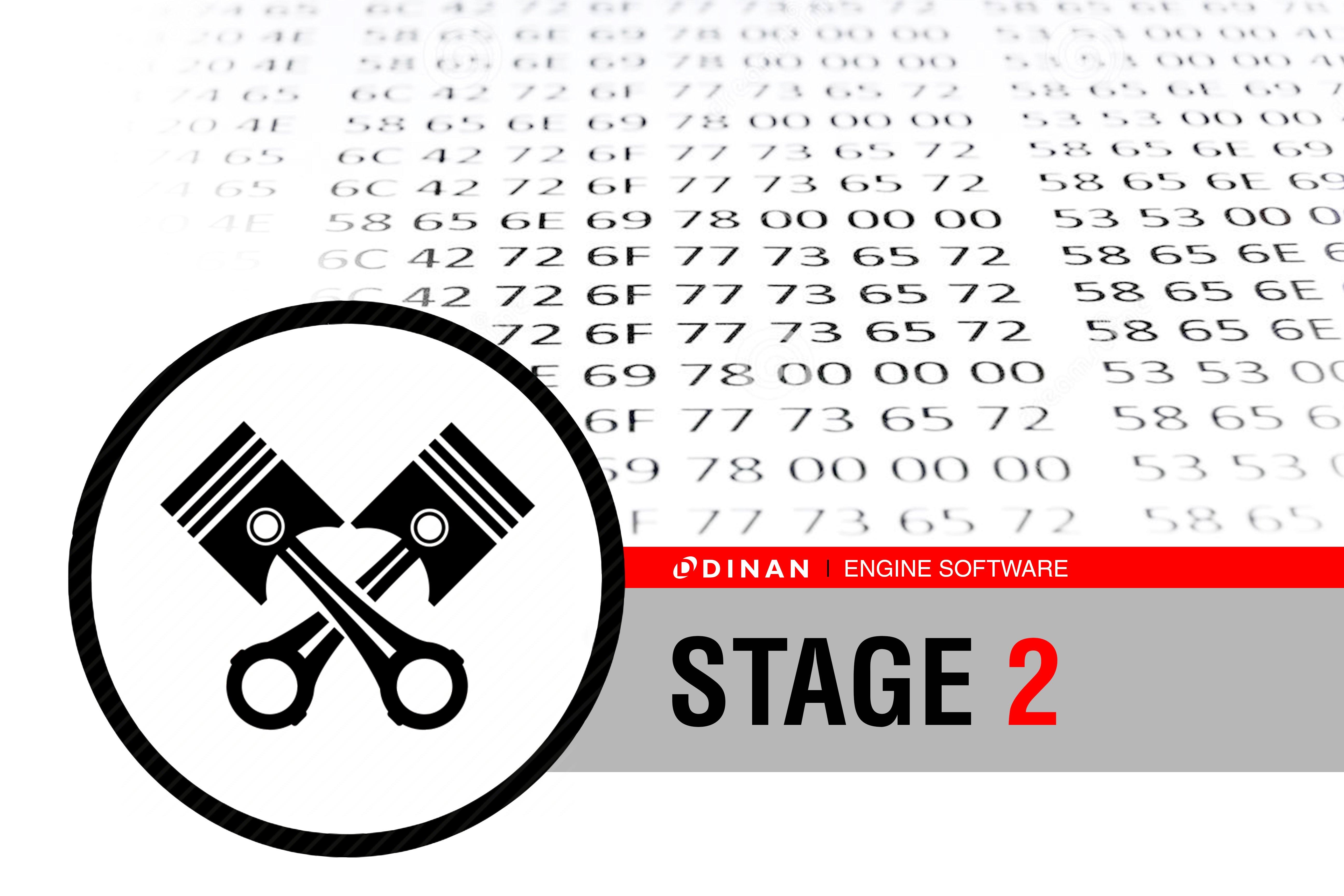 Dinan D900 30t Dinan Stage 2 Performance Engine Software 2007 2016 Bmw 135i 335i 335is 535i Z4