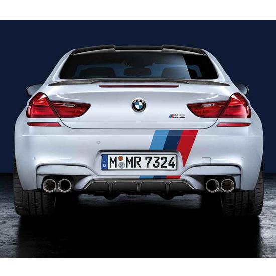 Dinan D980-0018 BMW Performance Rear Diffuser Kit